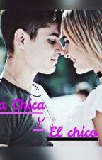La Chica y El Chico by quimy1410