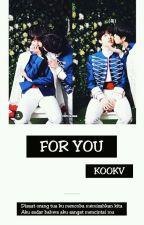 For You (KookV) by Desrikim