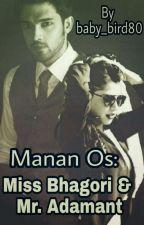 Miss Bhagori & Mr.Adamant by baby_bird80