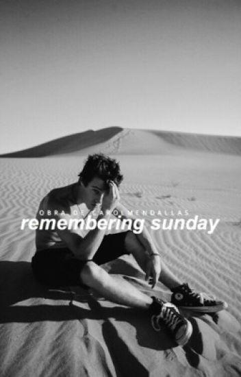 Remembering Sunday || Cameron Dallas + Kelsey Calemine