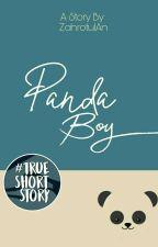 Panda Boy by ZahrotulAn