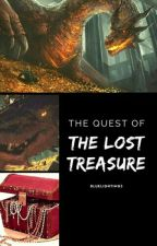 The Quest Of The Lost Treasure  by Bluelighting3
