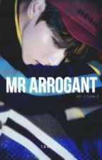 Mr Arrogant [book 3] ➜ Taehyung by yunskt