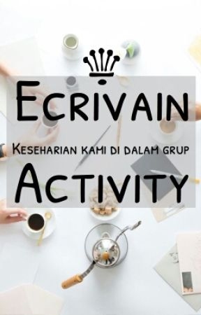 Ecrivain Activity by EcrivainClub