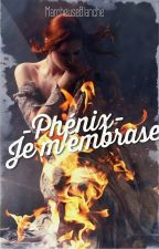 Phénix - Tome 1. Je m'embrase. by MarcheuseBlanche