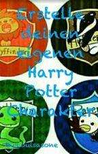 Erstelle deinen eigenen Harry Potter Carakter by Louisasone