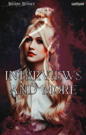 Interviews and more by sherrybennet
