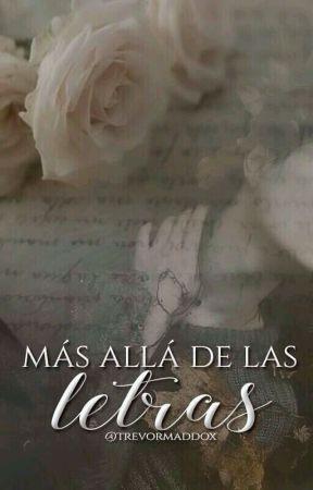 Más Allá de las Letras by trevormaddox