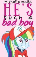 He's Such A Bad Boy (A SoarinDash FanFic♡) by XGirlPlaysMinecraftX