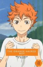 The Orange-Haired Boy (HINATA X READER) by Lynn_TheReader