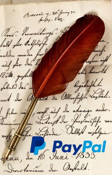 Writing Commission by StellaPurple
