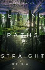 Setting Paths Straight - A Detour Novel (#2nd Book under editing) by RiceItsSelf