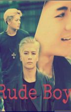 Rude boy ||Jackson Wang|| by kimGaby0102