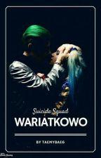 Wariatkowo | Harley & Joker by _crazy_girl_66