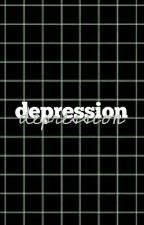 depression ✗ one shot by OkayButIdfc