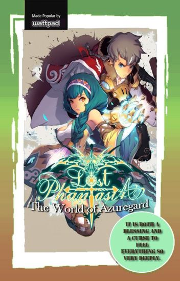 Lost Phantasia: The World of Azuregard [REVISING]