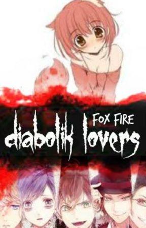 Diabolik Lovers - Liščí oheň by Kathy990