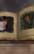 Chandler Riggs and Carl Grimes Imagines by Multi_fanfic