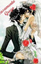 Casamento Grego (Romance Gay) by HannahKisa