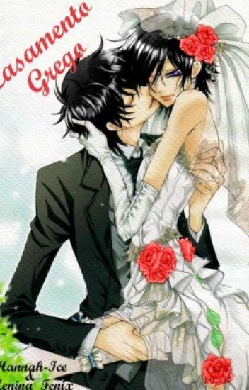 Casamento Grego (Romance Gay)