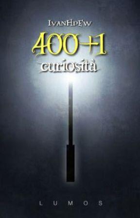 400+1 cose che non sapevi di Harry Potter  by IvanHpEw