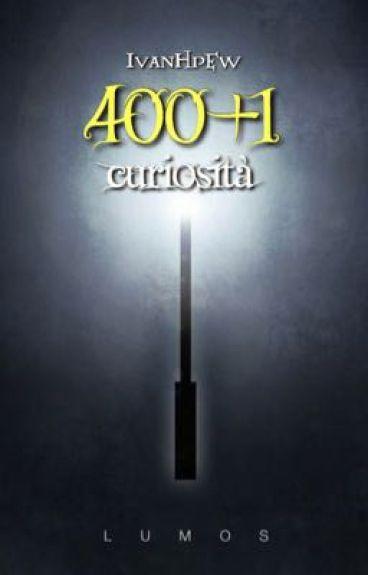 400+1 cose che non sapevi di Harry Potter
