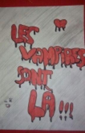 Les Vampires Sont La Joyeux Anniversaire Anna Wattpad