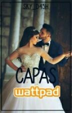 Capas Wattpad by Sky_D45H