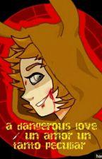 a dangerous love Fnafhs Sick (springtrap x Arianna) *tu* by Lailapandicornio