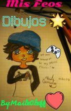 Mis Feos Dibujos by May-Grimes