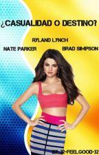 ¿Casualdida o destino? | Ryland Lynch, Nate Parker, Brad Simpson  by 32-FEELGOOD-32