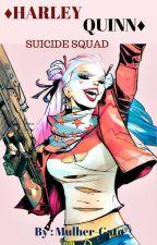 Harley Quinn- Suicide Squad by Nalanda-Luiza