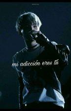 mi adicción eres tú→Suga; BTS by darkgrxvity