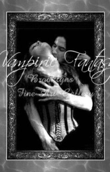 Vampiric Fantasy by TeresaJGoodman