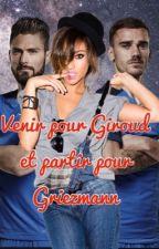 Venir Pour Giroud Et Partir Pour Griezmann by SofiaRonaldo