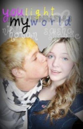 You  l i g h t  my  w o r l d *Niall Horan Love Story* - ACTIVE - by xokaylarhodestruppe