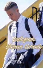Instagram ~Marcos Llorente~  by lucasvazquez91