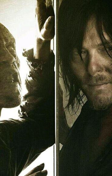 Escapando de el ( Daryl Dixon ). *PAUSADA*