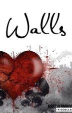 Walls (Bucky Barnes) by MrsCalumHood