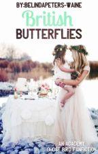 British Butterflies - #2 in The British Series (Coming Soon)  by BelindaPeters-Waine