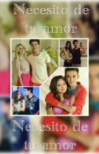 Necesito De Tu Amor  by lina1690