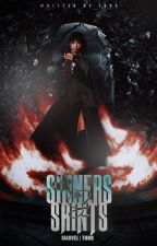 SINNERS AND SAINTS ☩ THOR by bottledspace