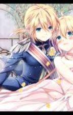 { Rin Len Kagamine } [Drop]Tôi đã thích cô từ lâu rồi ,công chúa ! by YayutomiKagamine