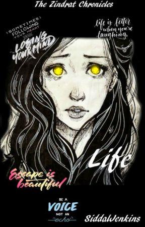The Zindrat Chronicles : Life by SiddalJenkins