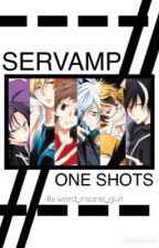 SERVAMP//ONE SHOTS by weird_insane_gurl