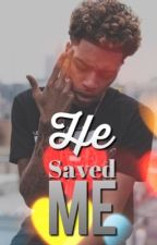 He Saved Me//Lucas Coly story// by Hot_topic_jada