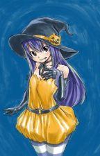 Halloween en Fairy Tail by ErikaLuna7