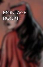 MONTAGE BOOK!! by AddySkyMin