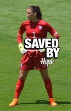 Saved By Hope - Hope Solo by harriskriegs