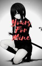 {Yours For Mine} - Zen Wistaria x Reader (Akagami No Shirayukihime) #Wattys2017 by wolf_musix